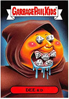 dcdce60cdf6 2018 Topps Garbage Pail Kids Series 1 We Hate the 80s Trading Cards 80s  TOYS