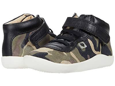 Old Soles Cause Way (Toddler) (Army Camo/Black) Boy