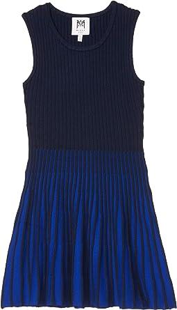 Flared Godet Dress (Big Kids)