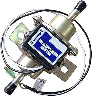 Conjunto de Bomba de Combustible Eléctrica de 12V 035000-0350 035000-0460 15231-5203 para Tractor Kubot a B6000DT B6000E Cortacésped G3200 G4200 G4200H G5200H G6200H Cargador R310 R400B R410 R510