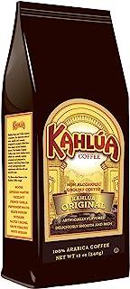 White House Coffee Kahlua Gourmet Ground Coffee, Original, Kahlua Original, 12 oz