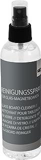 SIGEL GL186 Spray limpiador para pizarras de cristal magnéticas, 250 ml