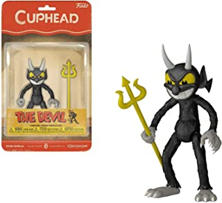 Funko Cuphead - The Devil Collectible Figure, Multicolor