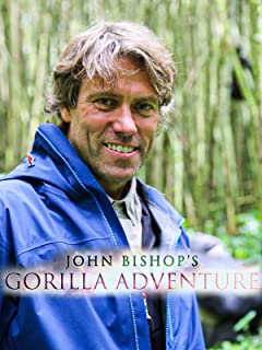 John Bishop's Gorilla Adventure