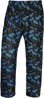 FOCO NFL Mens Repeat Logo Print Polyester Sleepwear Pants