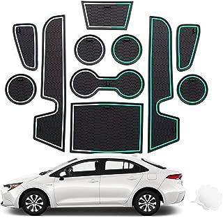CDEFG per Ford Kuga MK2 2013-2019 Tappetino Antiscivolo per Bagagliaio in TPO Gomma Auto Vasca Antipolvere Accessori