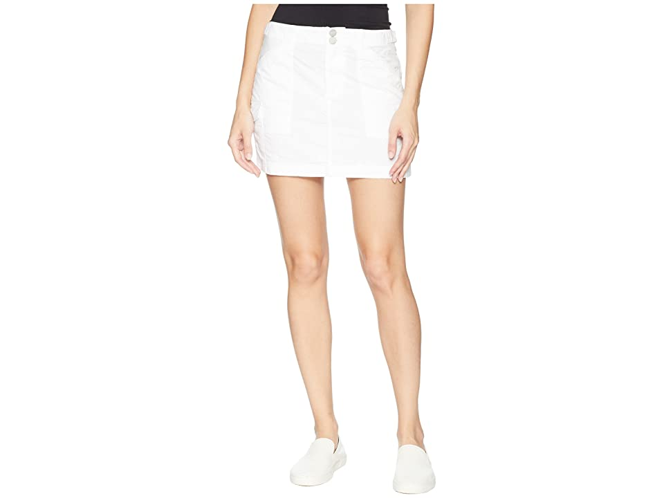 Sanctuary Forward March Skirt (White) Women