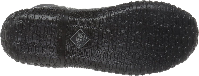 Muckster ll Mid-Height Women's Rubber Garden Boots Black