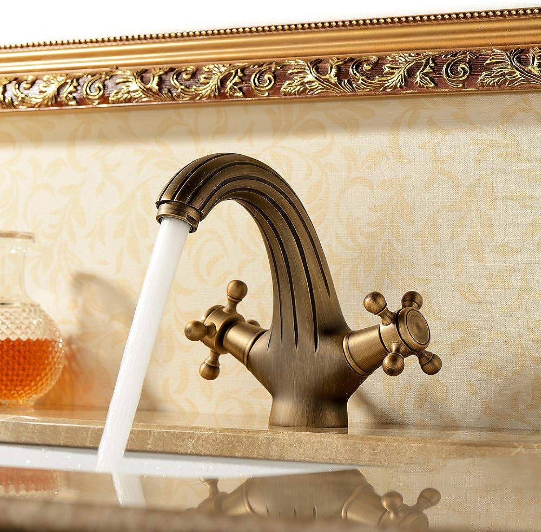 Your only family Waschtischarmatur Wasserhahn, klassisch, kupferfarben