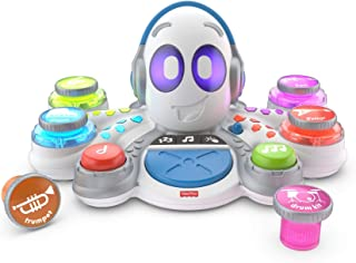 Fisher-Price Preschool-Think and Learn Rocktopus Qe, Multi-Colour, FWF81