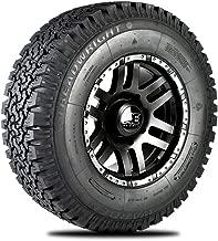 TreadWright WARDEN A/T Tire - Remold USA - LT285/70R17E Premier Tread Wear (50,000 miles)
