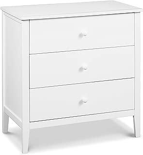 Carter's by DaVinci Morgan 3-Drawer Dresser, White