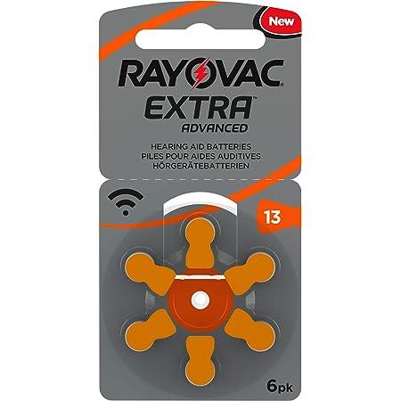Rayovac Typ 13 30 Stück Hörgerätebatterien Elektronik
