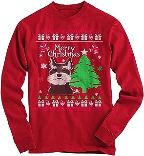 Best schnauzer christmas sweater Reviews