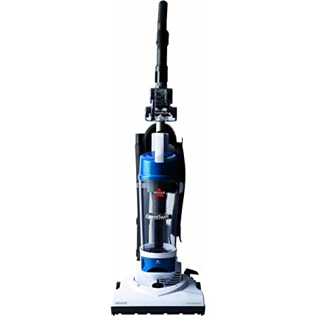 Bissell Aeroswift Compact Bagless Upright Vacuum, 1009 - Corded,Blue