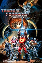 Posters USA - Transformers The Movie Original Classic G1 Movie Poster GLOSSY FINISH - MOV847 (24