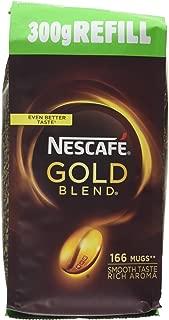 Nescafe Gold Blend Instant Coffee Refill Packet 275 Gram