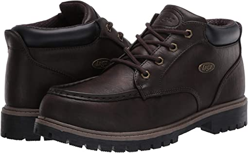 Dark Brown/Falcon/Black