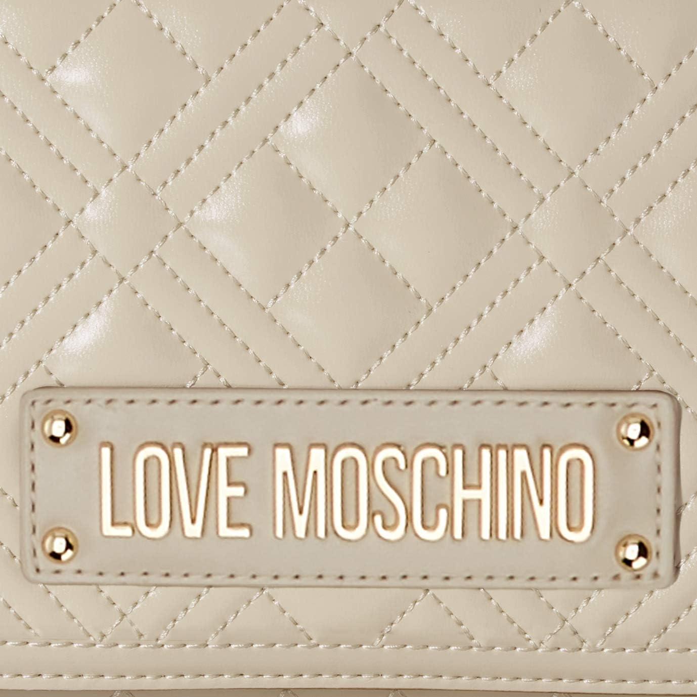 Love Moschino Jc4054pp1a, Sacs bandoulière Écru (Avorio)