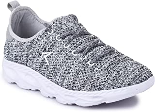 REFOAM Men's D7 Grey Sport Shoes
