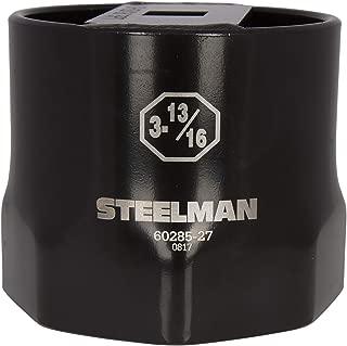 STEELMAN 60285-27 3-13/16-Inch 8-Point Locknut Socket, 3/4-Inch Drive