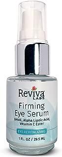 Reviva Labs Firming Eye Serum with Alpha Lipoic Acid, Vitamin C Ester & DMAE, 1 ounce