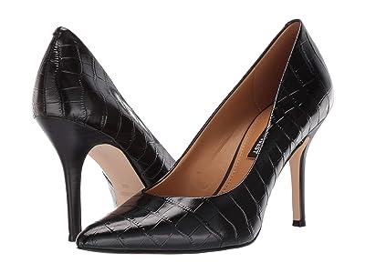 Nine West Flax Pump (Black 3) High Heels