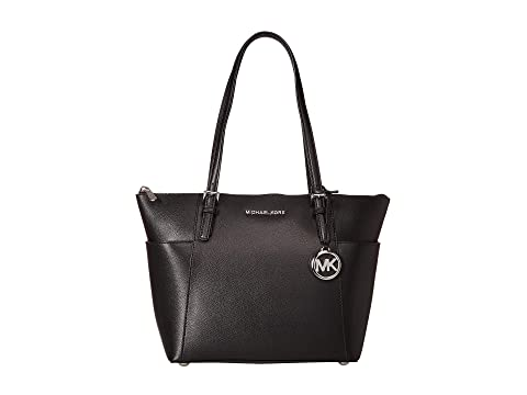 e6bb2f615e2e53 MICHAEL Michael Kors Jet Set Item East/West Top Zip Tote at Zappos.com