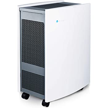 Blueair Classic 605 Air Purifier for Home with HEPASilent Filtration for Allergies, Pets, Viruses, Asthma, Odors and Smoke, Wi-Fi Enabled, Alexa Compatible- Large Rooms