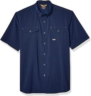 Men's Rebar Short Sleeve Made Tough Vent Shirt