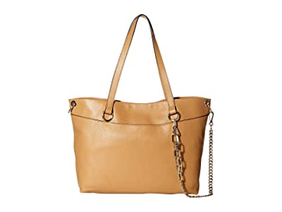 Vince Camuto Liya Tote (Oak) Tote Handbags