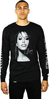 Franchise Luxe-Athleisure Aaliyah World Tour Long Sleeve Tee