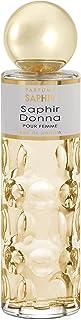 PARFUMS SAPHIR Donna - Eau de Parfum con vaporizador para Mujer - 200 ml