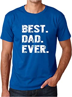 CBTWear Best. Dad. Ever. Funny Father's Day T Shirt Mens Husband Gift Dad Premium Men's T-Shirt