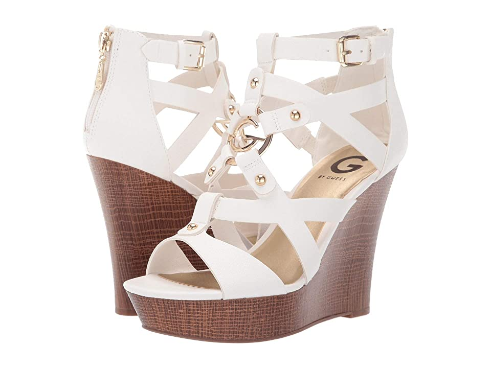 G by GUESS Dodge (White 1) Women