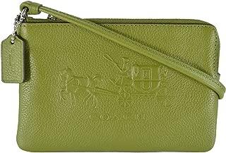coach diaper bag green