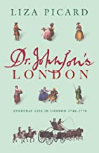 dr johnson london