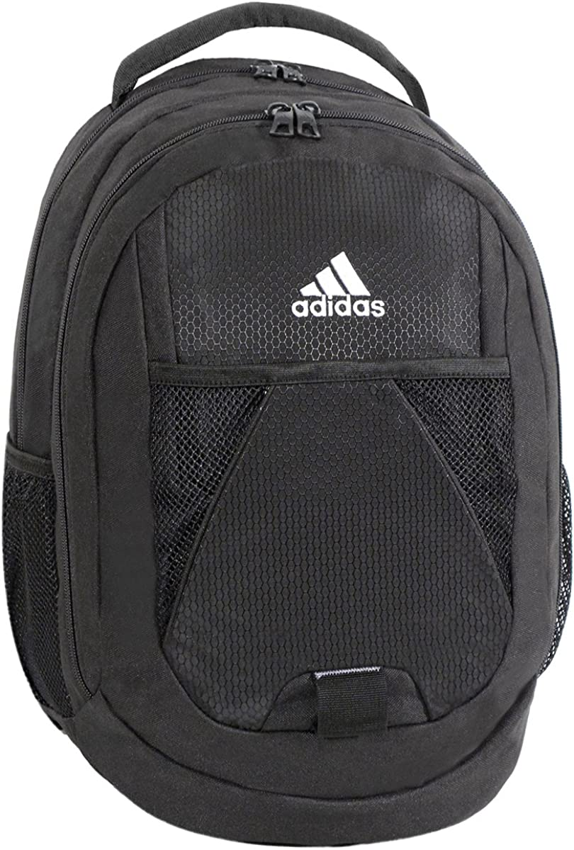 adidas Dillon Minneapolis Mall Backpack Black 17x12x11-Inch Chicago Mall