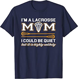 Lacrosse Mom Shirt | Lacrosse Gifts