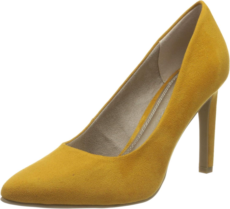 MARCO TOZZI Womens 2-2-22422-24 Closed Toe Heels