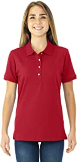 Best red polo shirts for women Reviews