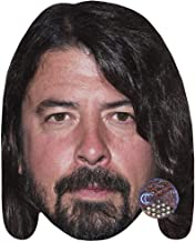 Celebrity Cutouts Dave Grohl (Beard) Big Head. Larger Than Life mask.
