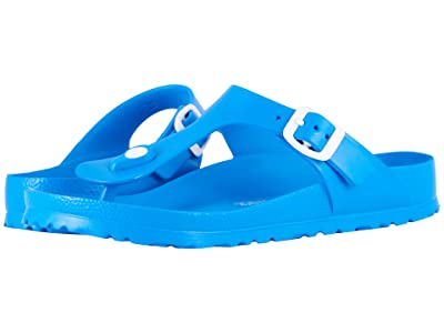 Birkenstock Gizeh Essentials (Scuba Blue EVA) Women