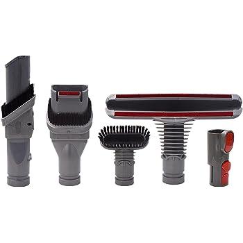 Cepillo Kit de Accesorios para Dyson V8 V7 V10 Aspirador- Cepillos ...