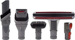Brosse Kit Accessoires pour Dyson V8 V7 V10 Aspirateur avec Adaptateur,Total Clean..