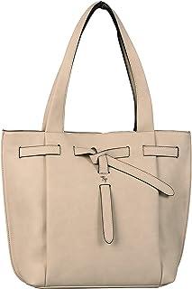 TOM TAILOR bags TYRA Damen Shopper M, 41x12x33,5
