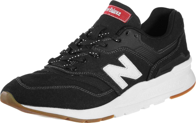 New Balance Men's 997 Trainers, Black