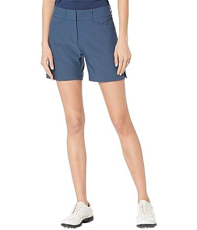adidas Golf 5 Primegreen Golf Shorts (Navy) Women