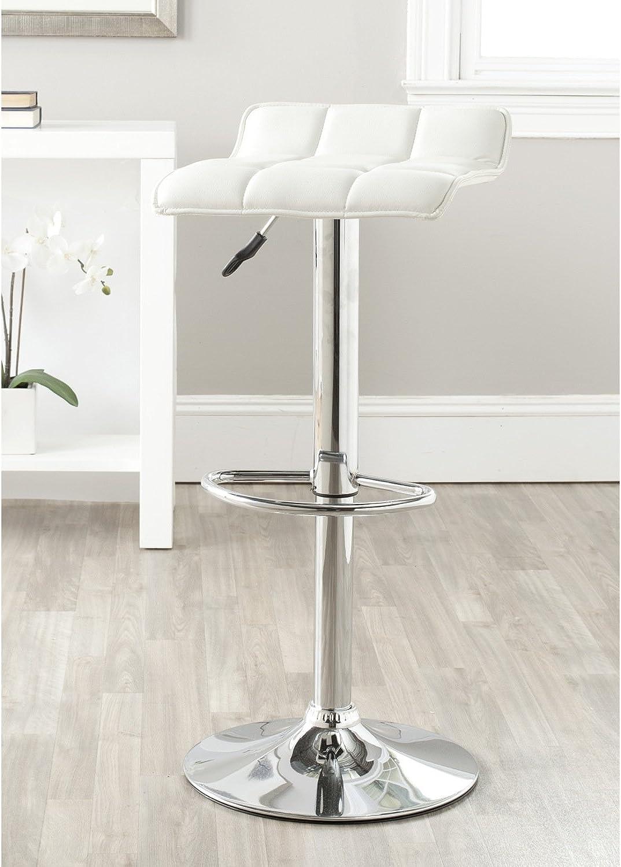 Safavieh Home Collection Lamita White Barstool