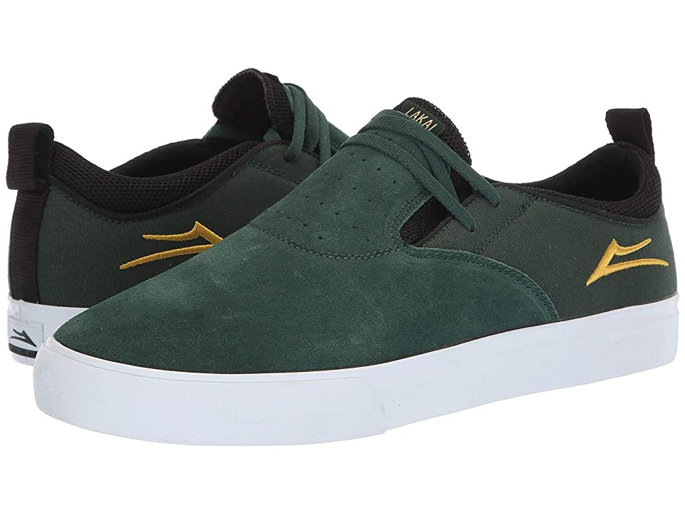 Lakai Riley Hawk 2 (Pine Suede) Men